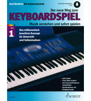 Keyboard Sheet Music