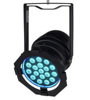 Moniväriset LED PARit
