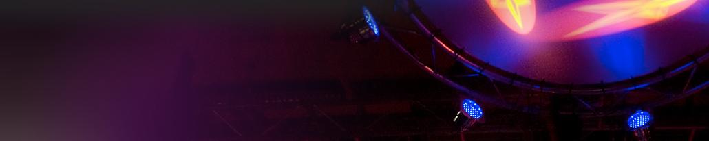 Licht- und Bühnenequipment