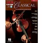 Hal Leonard Violin Play-Along Classical