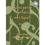 Horst Rapp Verlag Klarinette lernen mit Spaß 2