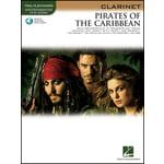 Hal Leonard Pirates Of The Caribbean (Cl)