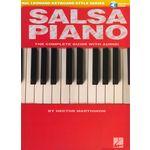 Hal Leonard Salsa Piano