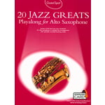 Wise Publications 20 Jazz Greats (Alto-Sax)