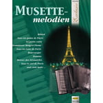Holzschuh Verlag Musettemelodien (Acc)