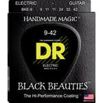 DR Strings Black Beauties BKE- 9