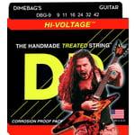 DR Strings Dimebag DBG9