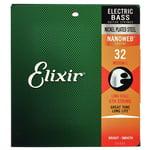 Elixir .032 Electric Bass String