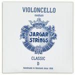 Jargar Classic Cello String D Medium