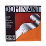 Thomastik Dominant 142 A Cello 4/4 Med.