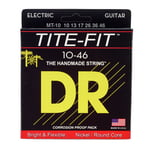 DR Strings Tite Fit MT-10