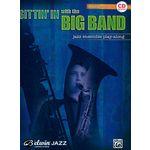 Belwin Jazz Sittin' In With Big Band T-Sax