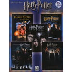 Alfred Music Publishing Harry Potter (Tenor Sax)