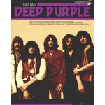 Faber Music Deep Purple Guitar Play-Along