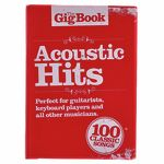 Wise Publications Gig Book Acoustic Hits