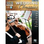 Hal Leonard Violin Play-Along Wedding