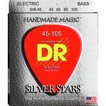 DR Strings DR SIB-45 - SILVER STARS