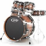 "DW PDP M5 Shell Set 22"" Natural"