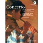 Schott Concerto Recorder Piano