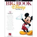 Hal Leonard The Big Book Of Disney Tenors.
