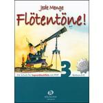 Holzschuh Verlag Flötentöne Vol.3 Sop-Rec +CD