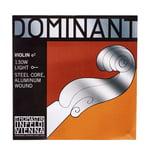 Thomastik Dominant E Violin 4/4 Alu soft