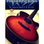 Hal Leonard Fingerpicking Jazz Favorites