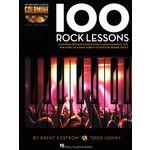 Hal Leonard Keyboard Lesson: 100 Rock