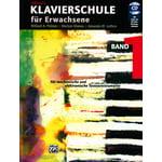 Alfred Music Publishing Klavierschule for Erwachsene 1