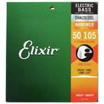 Elixir 14702 Stainless Steel Med.Bass