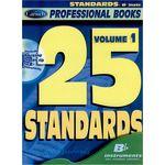 Edition Carisch 25 Standards Bb Instruments