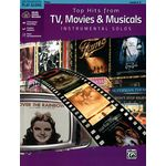 Alfred Music Publishing Top Hits from TV Flute