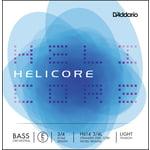 Daddario H614-3/4L Helicore Bass E L