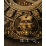 Evolution Series World Percussion Middle East