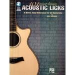 Hal Leonard 101 Must-Know Acoustic Licks