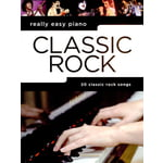 Wise Publications Really Easy Piano:Classic Rock