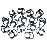 Stairville Snap light black 15 pcs
