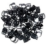Stairville Snap light black 55 pcs