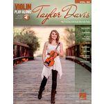 Hal Leonard Violin Play-Along Taylor Davis