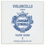 Jargar Silver Cello String G Medium