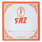 Saz STB5 Tambur Strings Extra Set