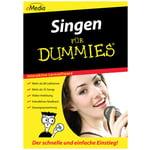 Emedia Singen für Dummies - Mac