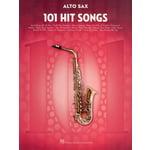 Hal Leonard 101 Hit Songs For Alt Sax