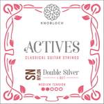 Knobloch Strings Double Silver Special Nylon300