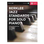Berklee Press Jazz Standards For Solo Piano