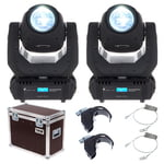 Stairville MH-x30 LED Beam Moving Bundle