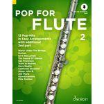 Schott Pop For Flute Vol.2