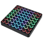 DJ Techtools Midi Fighter 64 black