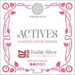 Knobloch Strings Double Silver Nylon 300ADQ