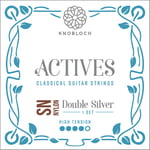 Knobloch Strings Double Silver Special Nylon500